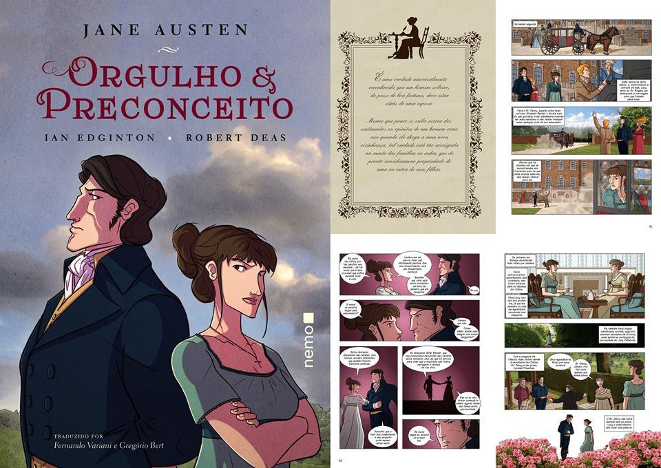 Orgulho E Preconceito Jane Austen Pdf