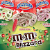 Dairy Queen M&M's Blizzard and Other Holiday Treats