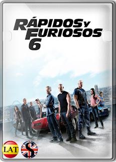 Rápidos y Furiosos 6 (2013) FULL HD 1080P LATINO/INGLES