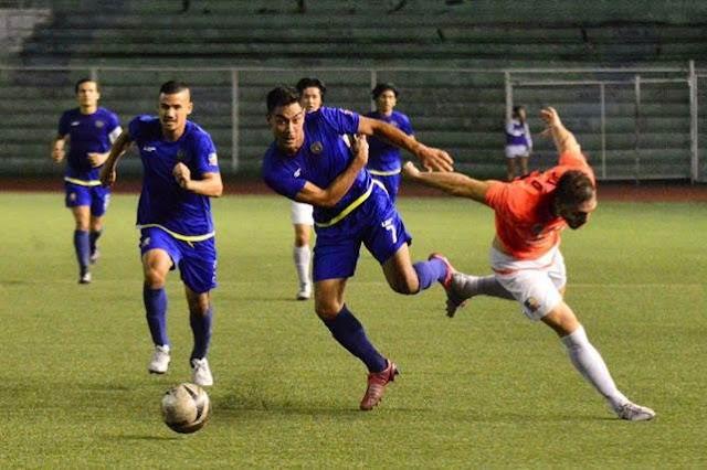 Global FC vs. Loyola Meralco FC