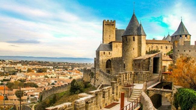 Castelo de Carcassonne/Reprodução