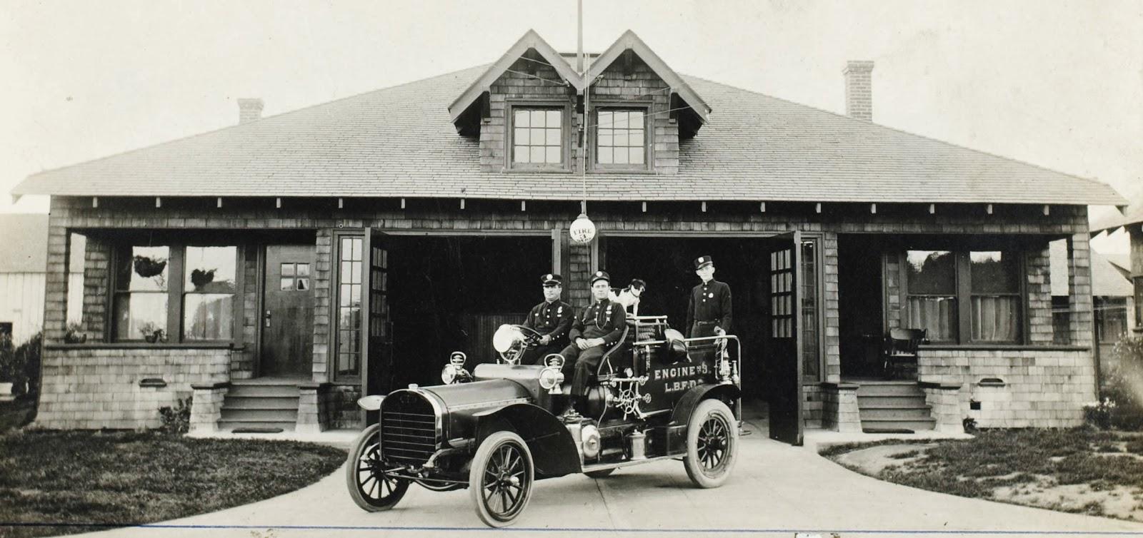 Long Beach Fire Dept Museum