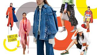 Fashion Design promotes circular fashion economoy
