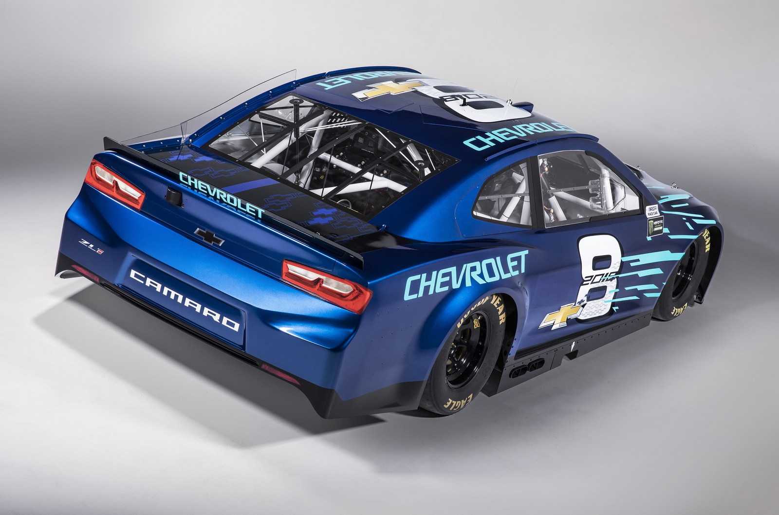 2018 Chevrolet Camaro ZL1 Race Car Unveiled For the ...