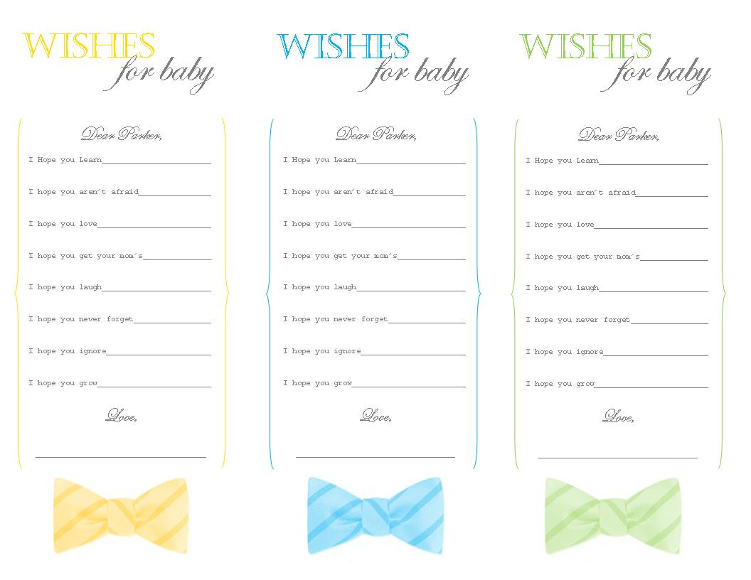 wishes for baby template printable - search results for bowtie template calendar 2015
