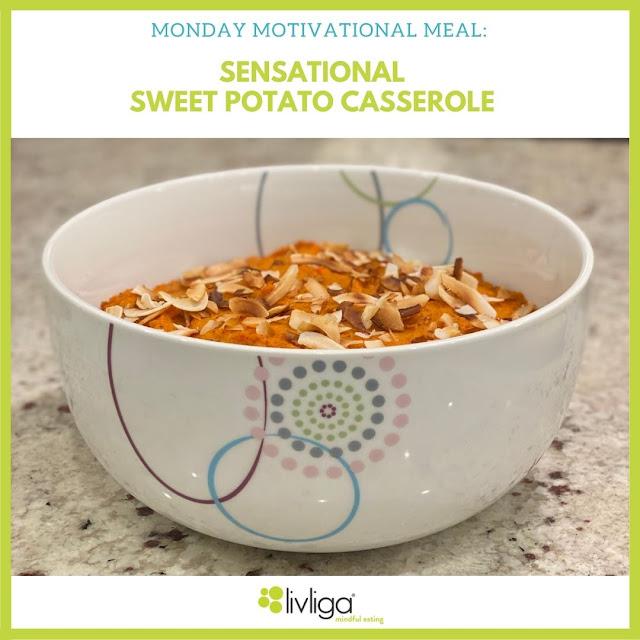 Senational Sweet Potato Casserole
