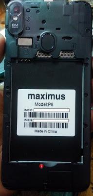 Maximus P8 Stock Firmware