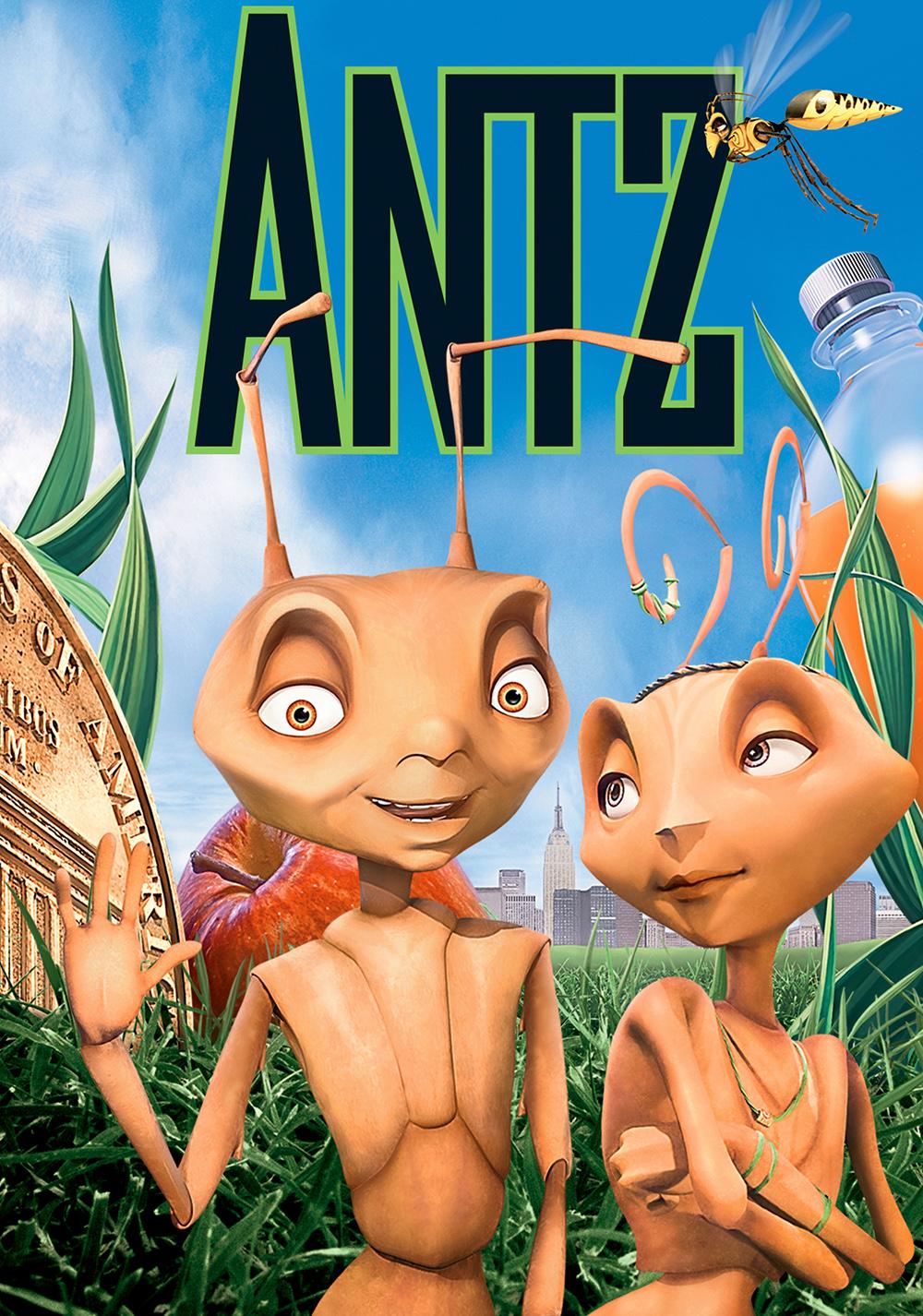 Antz เปิดโลกใบใหญ่ของนายมด [HD][พากย์ไทย]