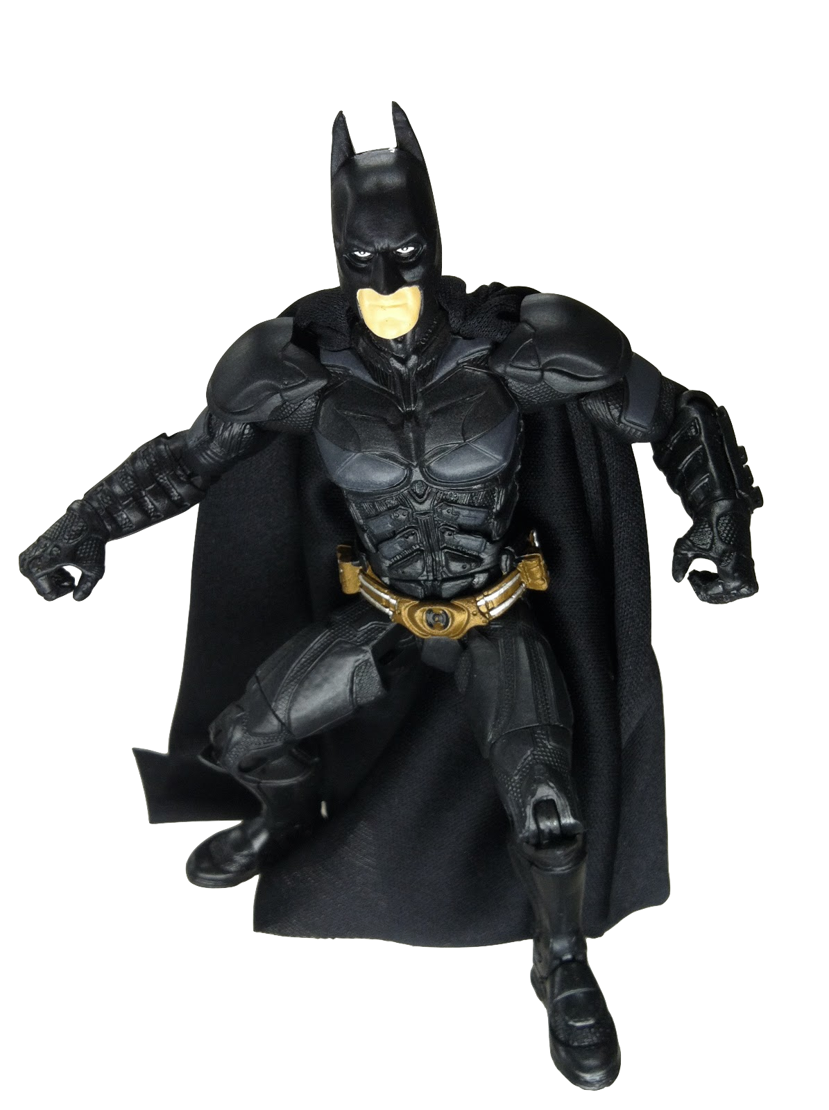 Dark Knight Rises GeekSummit Dark Knight Movie Masters Cape Tutorial