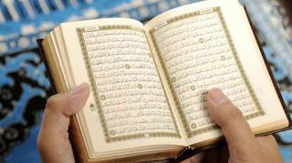 Keberkahan waktu dengan membaca al-qur'an