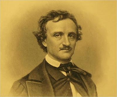 Retrato de Edgar Allan Poe