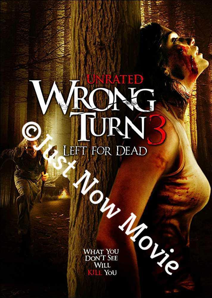 Wrong Turn 3 Full Movie Download 480p 300mb 720p 700mb