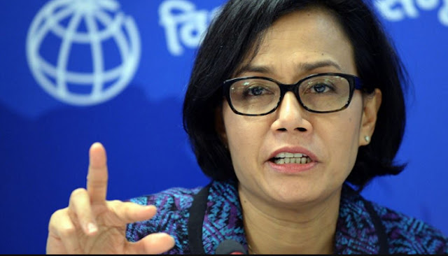Dapat Kritik Pedas Soal Utang Negara, Begini Jawaban Telak Menteri Sri Mulyani....