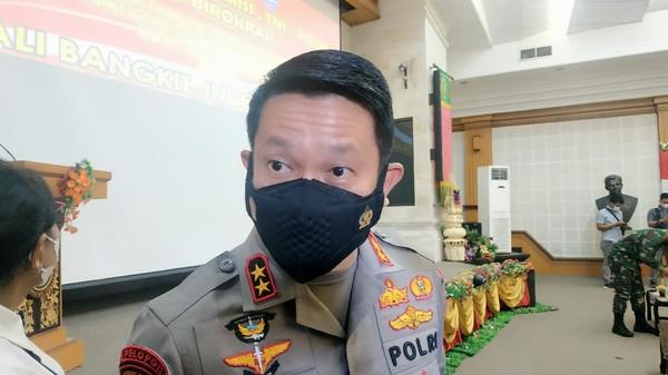 Propam Polda Bali Periksa Oknum Polisi yang Aniaya Ladies Companion Karaoke