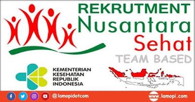 Pendaftaran Nusantara Sehat 2020