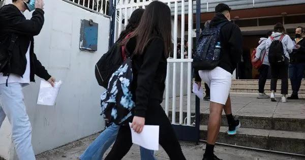 Καμίνια: Στο Αστυνομικό Τμήμα εκπαιδευτικοί επειδή αρνήθηκαν να επιτρέψουν την είσοδο σε μαθητή