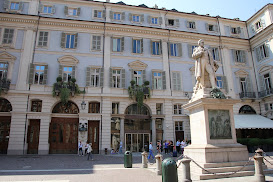 Teatro Carignano is believed to be more than 300 years old