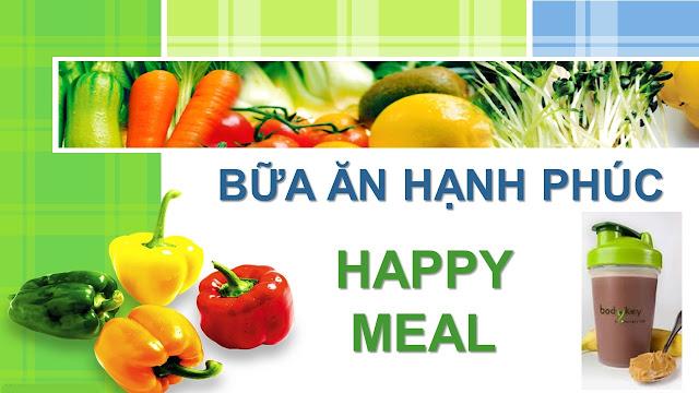 Happy Meal là gì? Thế nào là bữa ăn hạnh phúc?