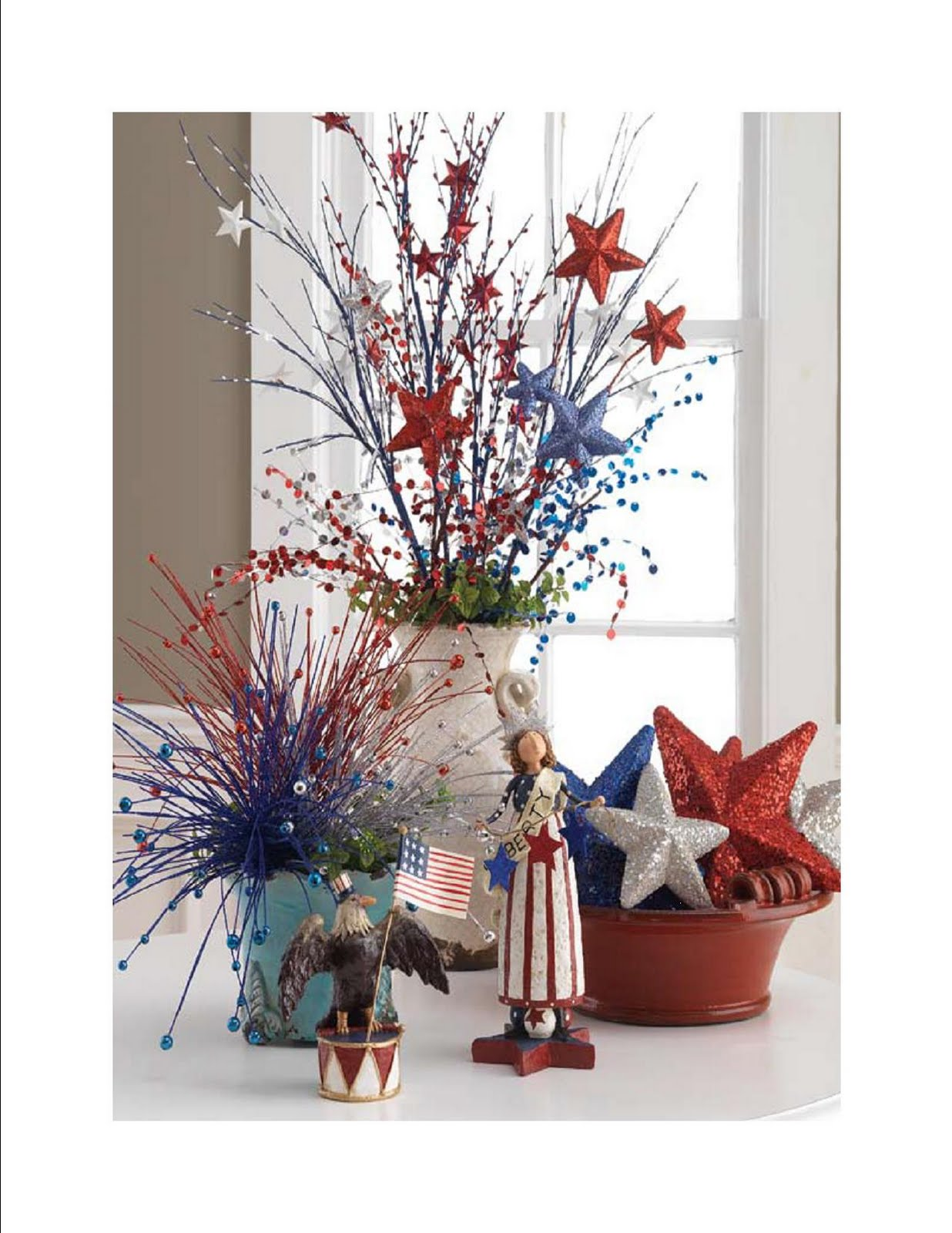 Shelley B Decor And More: July 4th Decorations