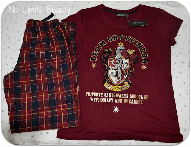 Compras Primark: pijama Harry Potter