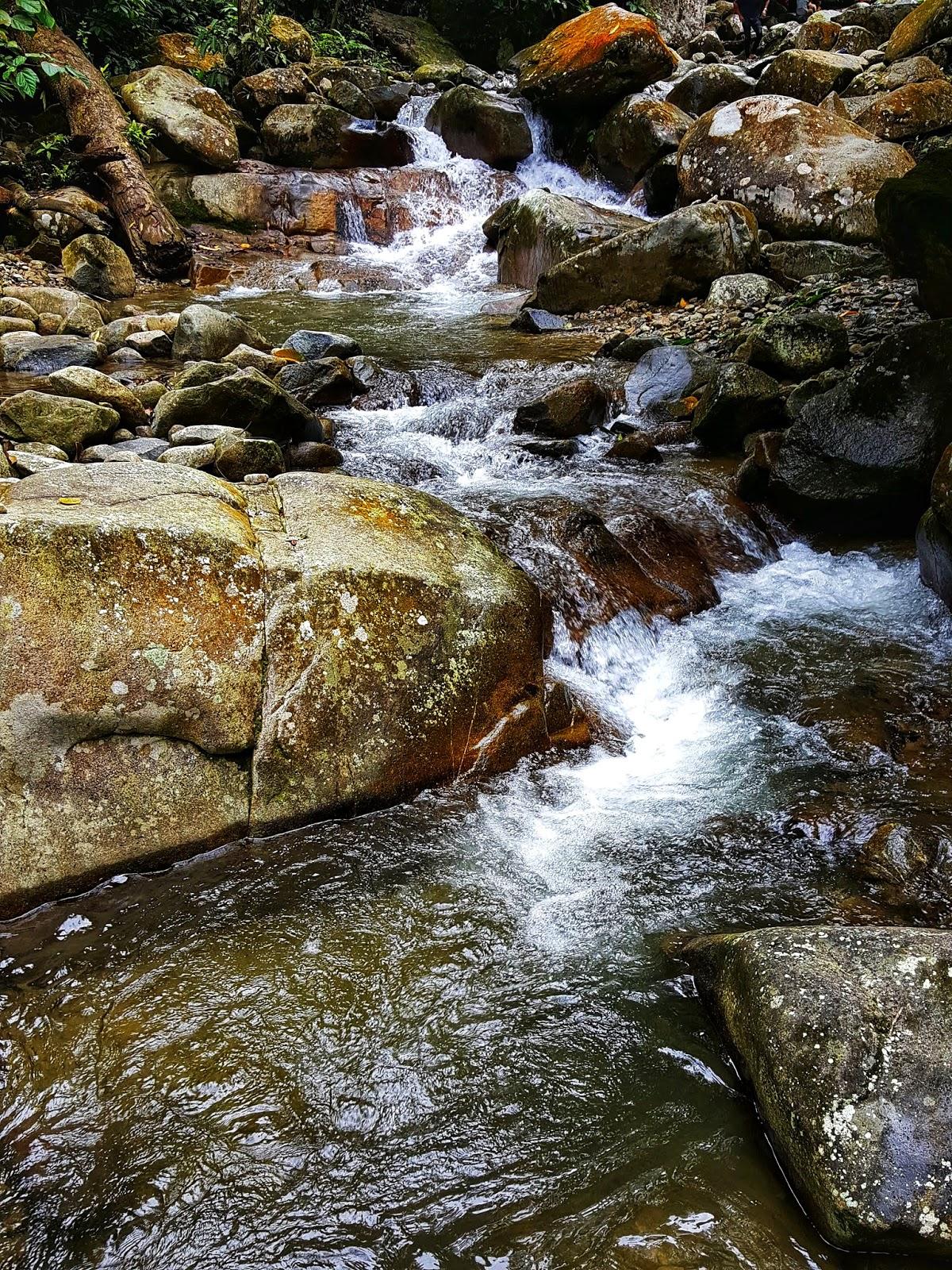 Air Terjun Lepoh, Hulu Langat