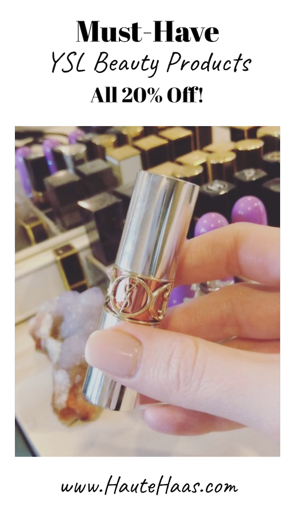 Best Luxury Lipsticks and Balms! Sharing what to buy during YSL's Fall Sale. #hydrating #moisturizing #LongWearing #Scented #Comfortable #EasyToWear #MomLife Friendly