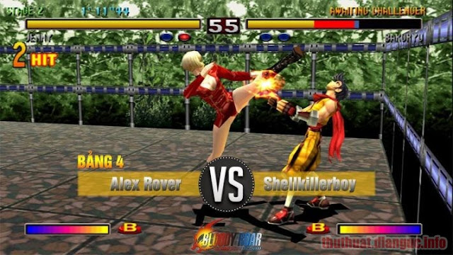 Download Game Bloody Roar 2 Full Crack