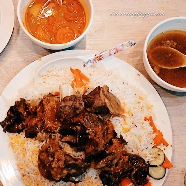 Afghan Hadramawt Restaurant M3 Mall , Gombak