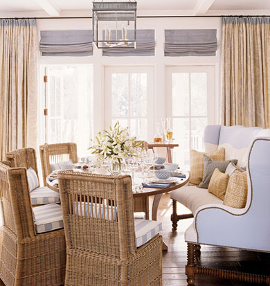 Dining room banquette ideas. dining rooms blue room dark ...