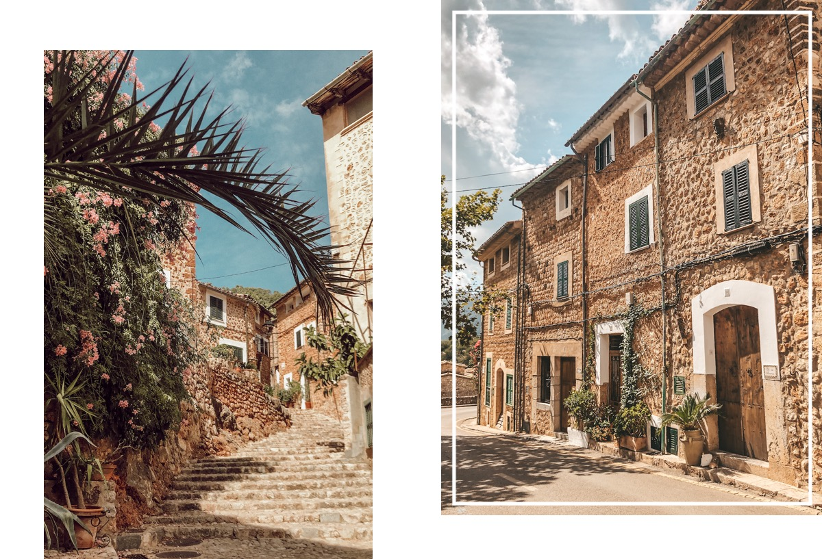Sehenswerte Orte Mallorca Dörfer Städte Traveldiary Reisetipps Empfehlung Travelblog Bergdorf Fornalutx