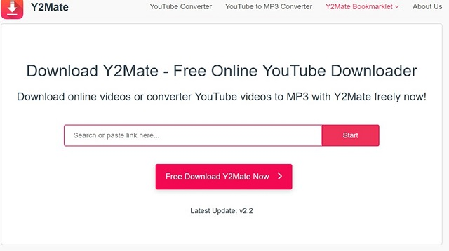 Situs Download Mp3 Youtube - Y2mate.com