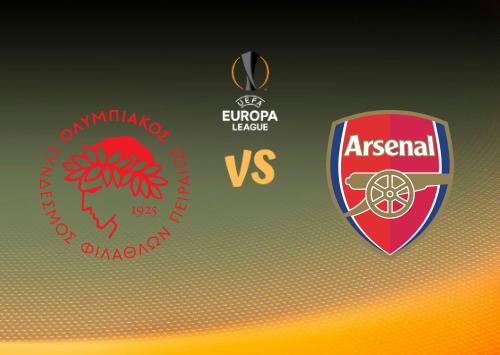 Olympiakos Piraeus vs Arsenal  Resumen y Partido Completo