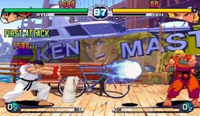 تحميل لعبة Street Fighter 3