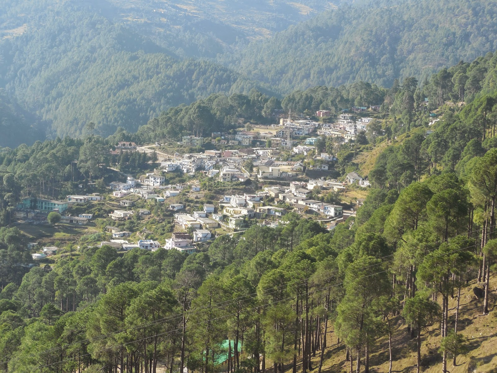 India Tourism : Thalisain, Pauri Garhwal, Uttarakhand
