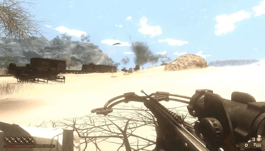 تحميل لعبة Far Cry 2 بحجم خيالي