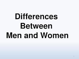ماهو الفرق بين عقل الرجل والمرأه