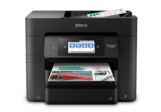 Epson WorkForce Pro EC-4040 Drivers Download And Review