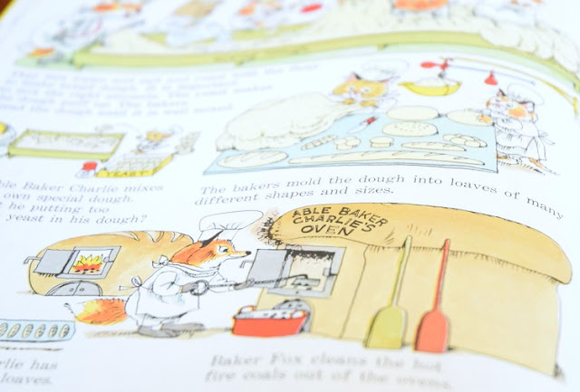 Richard Scarry's What Do People Do All Day, part of March Reading Roundup