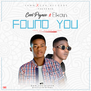 Cool Prynce - Found You ft Elkan