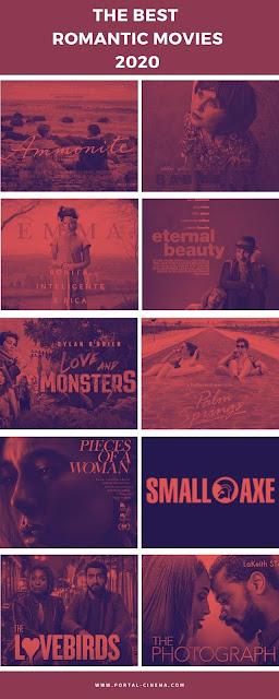 Os 10 Melhores Filmes Românticos de 2020