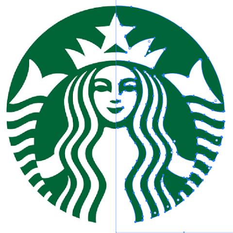 Como vectorizar rápido y fácil un logo en illustrator - 2020