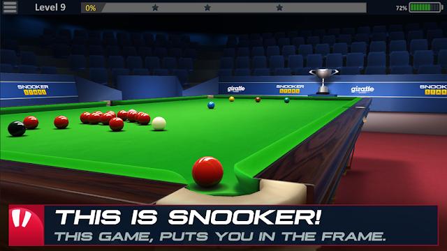 Snooker Stars Elmas Ve Altın Hileli APK