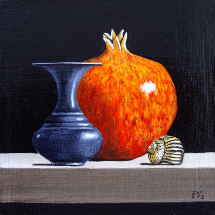 Натюрморты в стиле реализм. Jean-Pierre Walter
