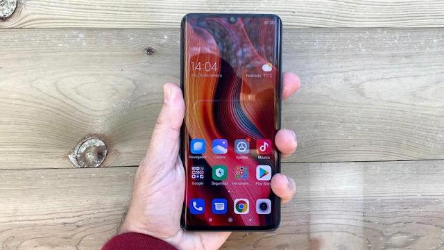 9. Xiaomi Mi Note 10