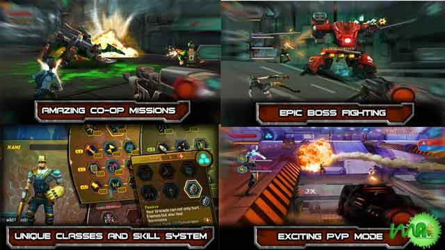 Bounty Hunter: Black Dawn Screenshots
