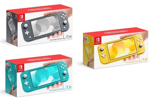 Nintendo Switch Lite is cheap