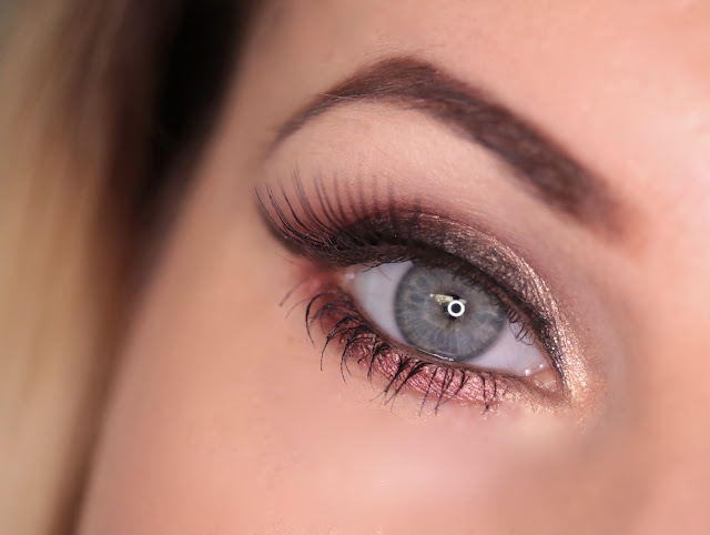 Autumn Makeup - Makijaż z świątecznym akcentem