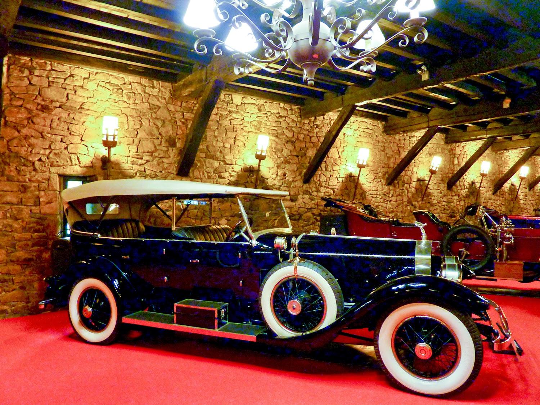 Rolls Royce en Torre Loizaga