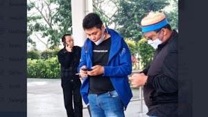Loyalis AHY Merapat ke Bandara Kualanamu, Marzuki Alie Mulai Dilabrak