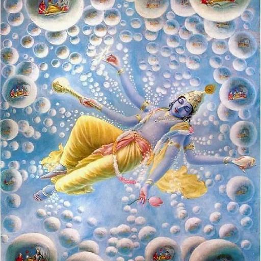 Narayana in ekArnava